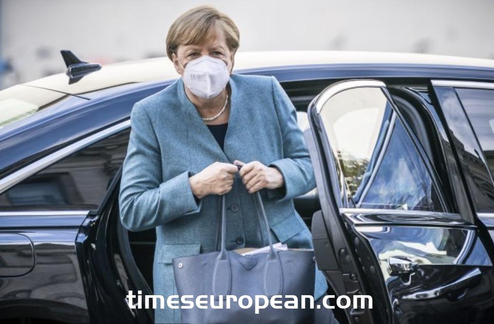 德國 安吉拉選擇全面鎖定-打破新的每日記錄