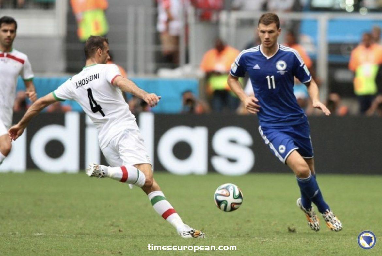 波斯尼亞和伊朗的友誼賽將於11月12日舉行