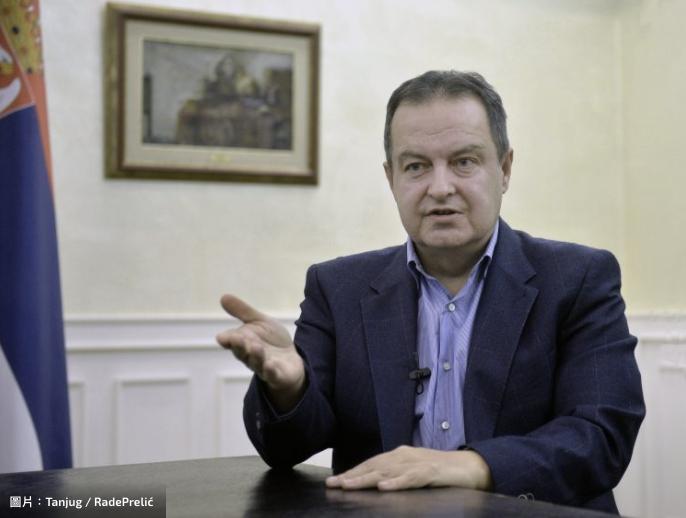 塞爾維亞公園 演講者:我們不允許對代頓協議進行幕後修改