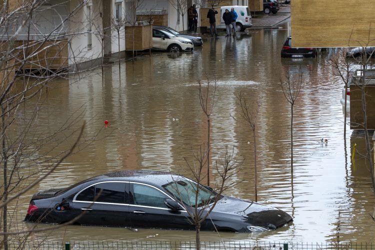 科索沃全境氾濫
