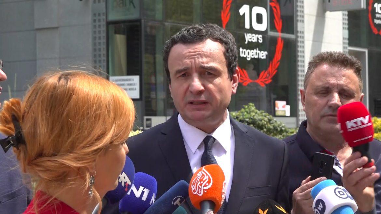 科索沃的庫爾蒂:這將具有挑戰性,但我很樂觀