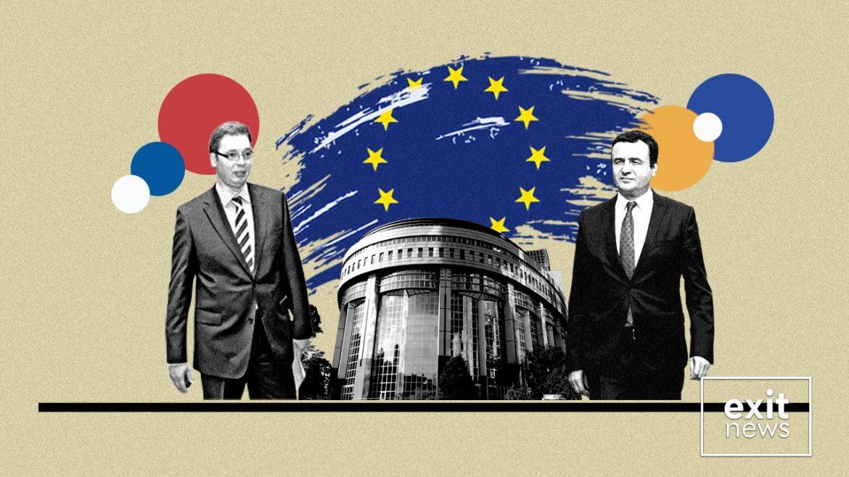 """塞爾維亞總統對不遵守布魯塞爾協議的行為做出""""嚴厲而強烈""""的警告"""